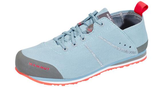 Mammut Sloper Low Canvas Shoes Women air-barberry